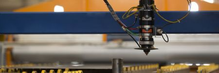 Automotive Blanking Without Stamping Dies Via Laser