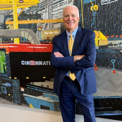 Cincinnati Inc. Welcomes New President/CEO