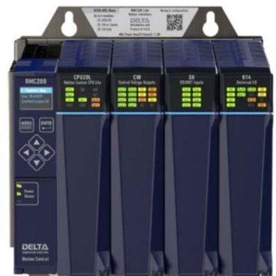 Delta Computer Upgrades its RMC200 Motion Controller
