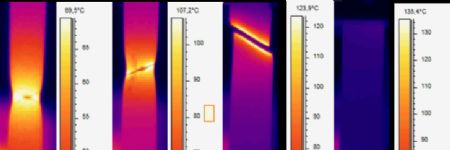 Heat-Assisted Adiabatic Cutting of High-Strength Steel