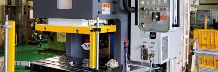 New Simpac Gap-Frame Press Boasts IIoT Technology