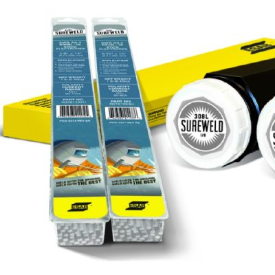 SMAW-Electrode Line Expanded, More Packaging Optio...