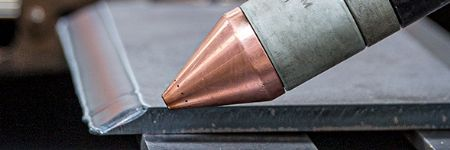 Bevel Consumables for Hypertherm Air- and Oxygen-Plasma Cutting System