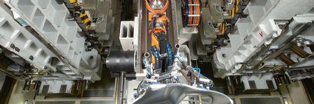 Smart Press Shop Takes Shape at Porsche