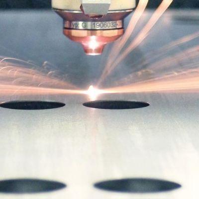 Titanium Laser Cutting—Don't Sweat It