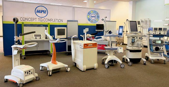 Photo C custom medical carts