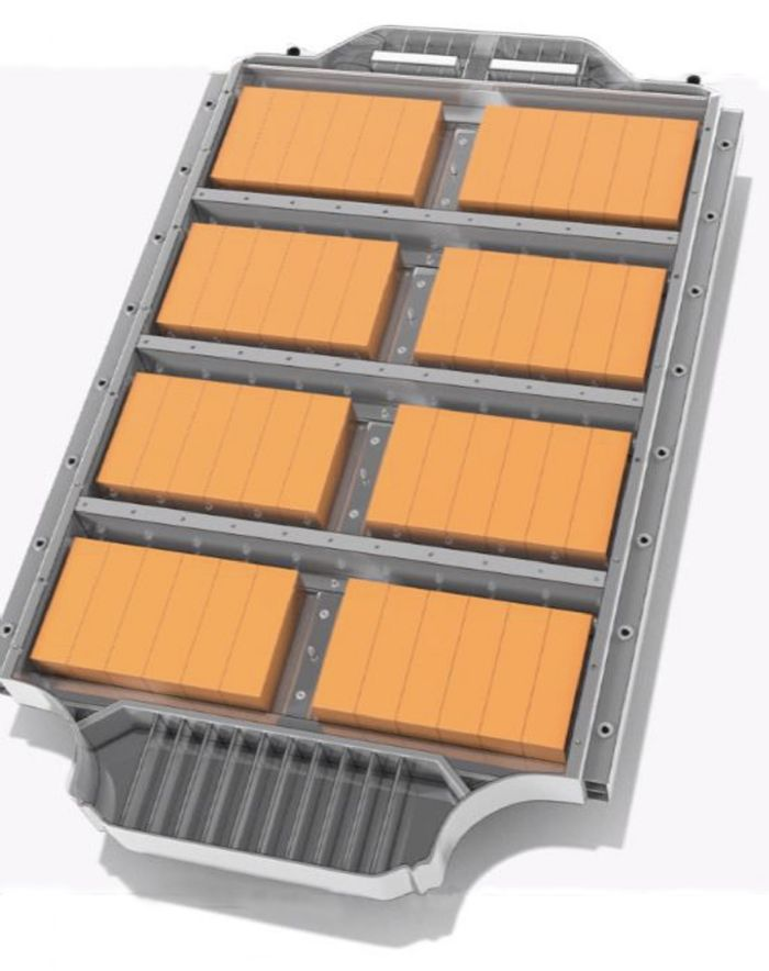Photo F Profil battery tray