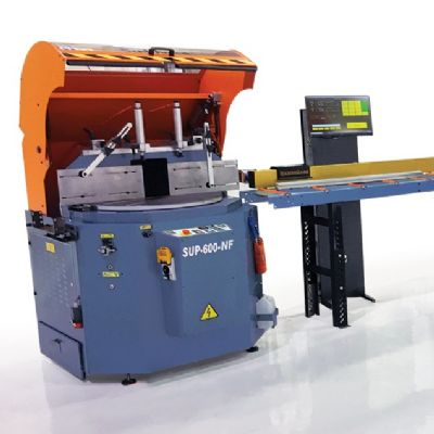 Automated Program for 90-Deg. Cuts on Scotchman Circular-Saw...
