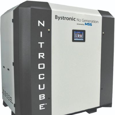 Bystronic Partners with MSS Nitrogen on Nitrogen-Generation ...
