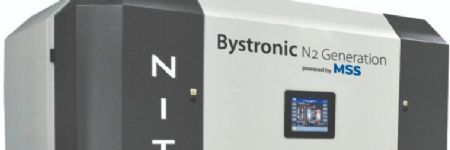 Bystronic Partners with MSS Nitrogen on Nitrogen-Generation and Gas-Mi...