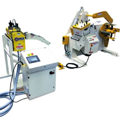 Coe Debuts Combination Straightener-Reel for Light-Duty Applications