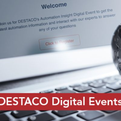 Destaco Creates Digital Events to Address Automation and Aut...