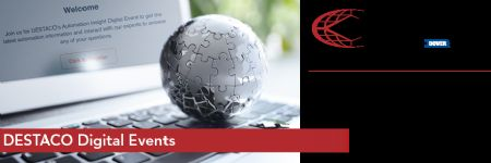 Destaco Creates Digital Events to Address Automation and Automotive Topics