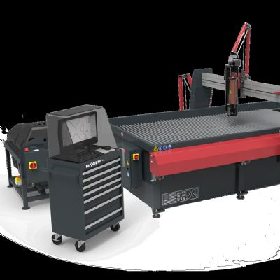 Feb. 25 Omax Virtual Tradeshow Compares Waterjet to Other Cu...