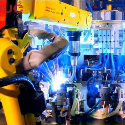 How BEV Production Impacts Robotic Welding