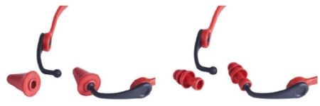 Milwaukee Tool's New Banded Ear Plugs Provide All-Day Comfort, and Protection