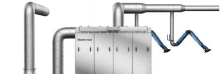 Nederman's Smart Filters Promise to Improve Dust- and Fume-Collector Performance