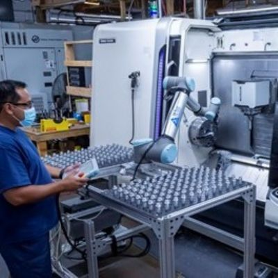 Online Expo Focused on Cobots for Machine Tending