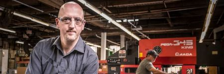 Perspectives on Business Management with Colin Cosgrove, President, Laystrom Manufacturing...