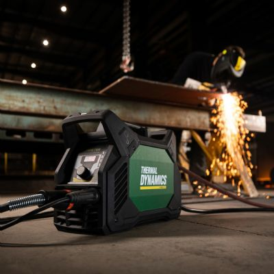 Portable Plasma Cutting System Provides Power Push