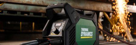 Portable Plasma Cutting System Provides Power Push