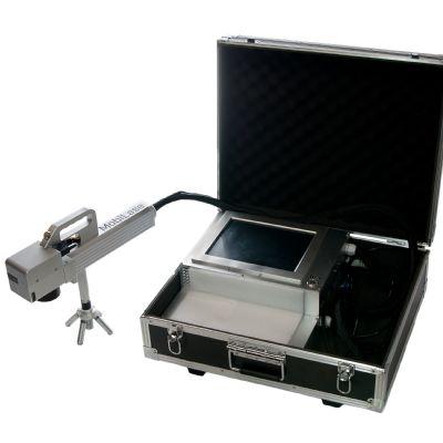 Rocklin Mfg. Debuts Portable Fiber-Laser Marker