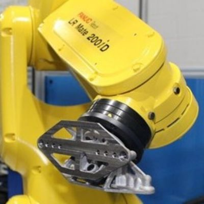 3D Printing Lightweight and Durable Robot End-of-Arm Tooling