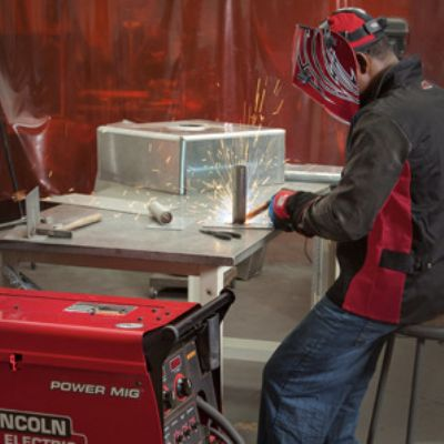 Arc Welding—A Process Primer