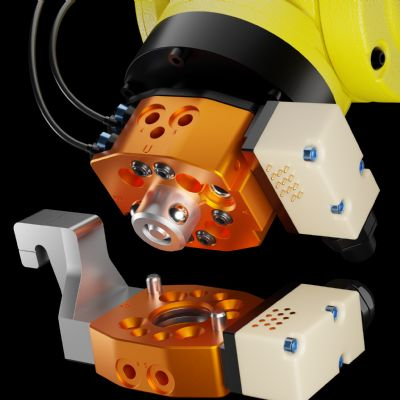 Robotic Tool Changer is a Feature-Packed Solution ...