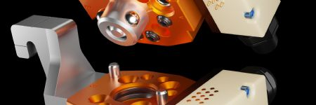 Robotic Tool Changer is a Feature-Packed Solution for Automatic End-effector Exchange