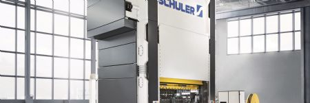 Schuler Electric-Motor Lamination Press Headed for China