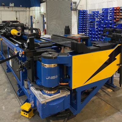 Sharpe Products Adds Eighth Tube-Bending Machine
