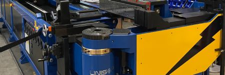 Sharpe Products Adds Eighth Tube-Bending Machine