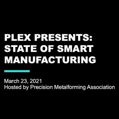 The State of Smart Manufacturing: Today's Challenges and Tom...