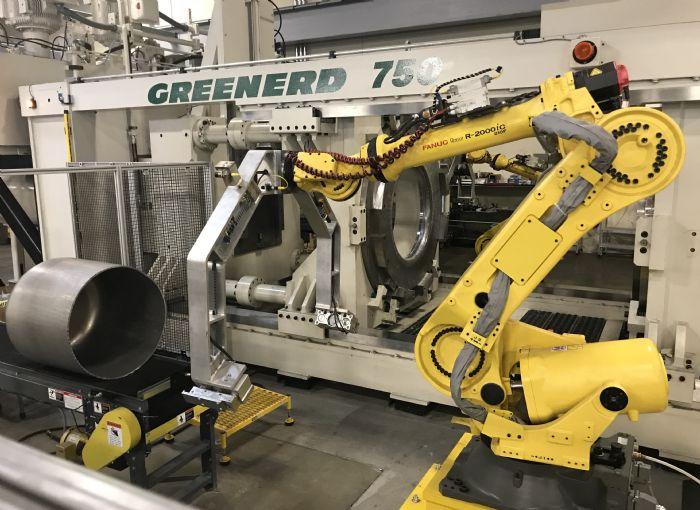 Hydraulic Presses-Greenerd-Fanuc
