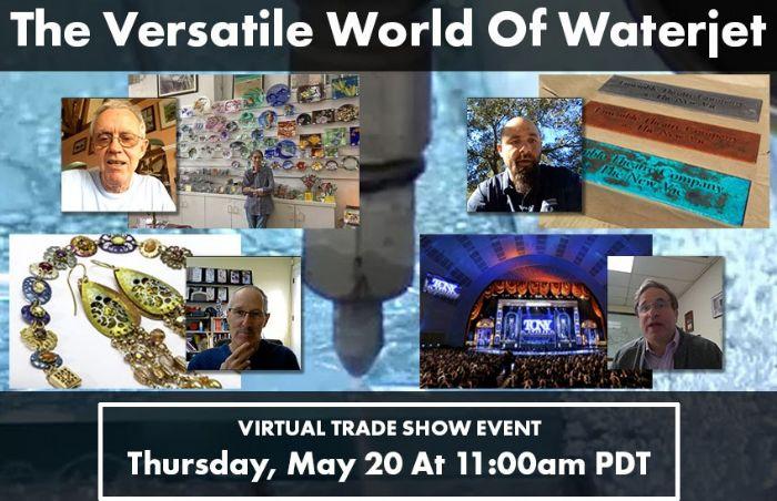 Omax-virtual-event-waterjet