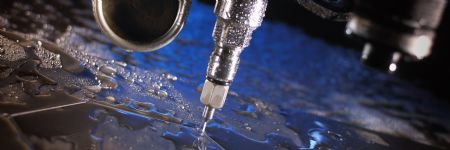 Let Abrasive Waterjet Cutting Fill the Gaps in Your Contract Metal Fabrication Business