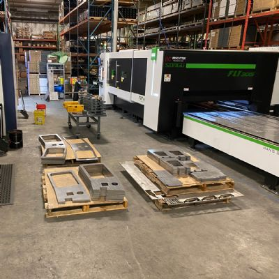 Tab Industries Adds Second Bescutter Laser-Cutting Machine i...
