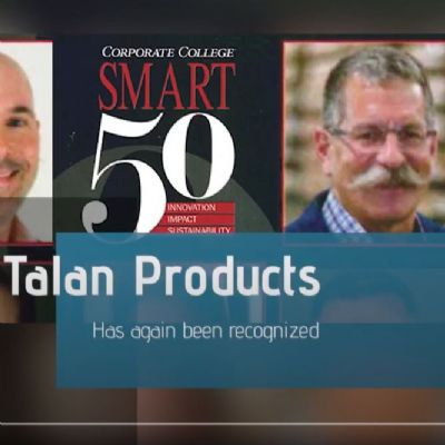 Talan Products Honored by Smart Business Network
