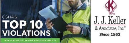White Paper: OSHA's Top 10 Violations