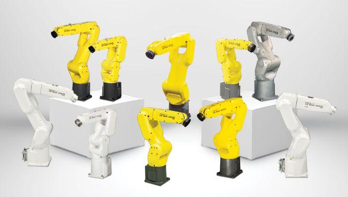 Fanuc-Tabletop-Robot-LR-Mate