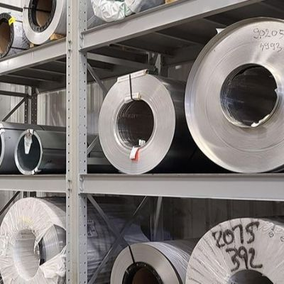 Case Study--Safe Coil Storage and Improved Inventory Control...