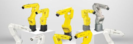 Fanuc Adds 14-kg-Payload Model to Tabletop-Robot Family