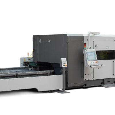 New 10-kW Option for BLM Group Fiber Laser Cutters
