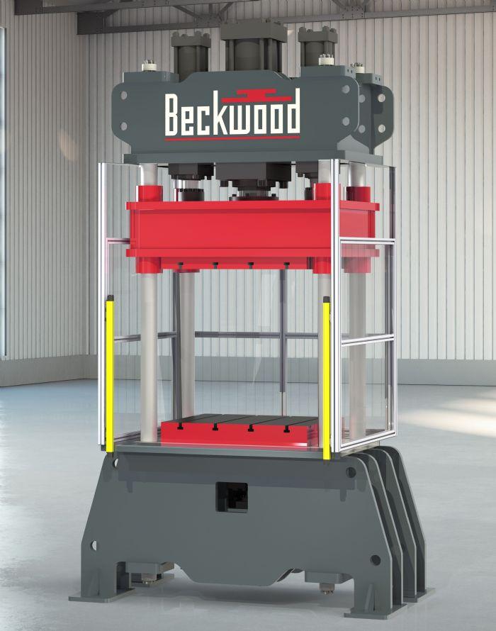 Beckwood-hydraulic-press-Metal-Forming-Industries