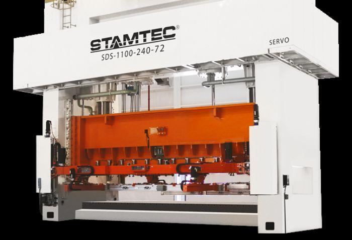 Stamtec-Servo