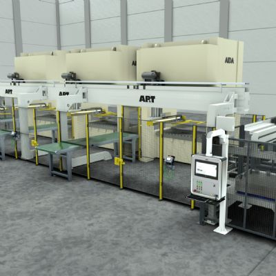 AP&T to Automate New Multi-Press Line for Tenere in Mexico