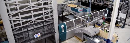 Automated Fabrication Cell Provides Sustainable Success