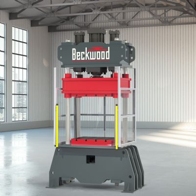 Beckwood to Deliver 200-Ton Hydraulic Press to Met...