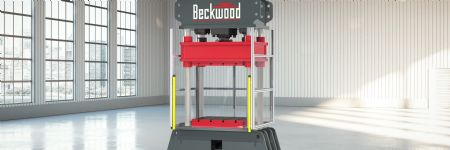 Beckwood to Deliver 200-Ton Hydraulic Press to Metal Forming Industrie...